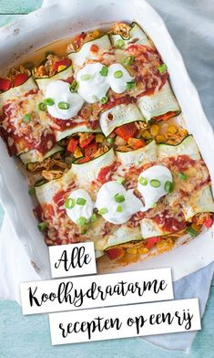 Low carbohydrate recipes - conscious and healthy food - Veggie Recipes, Baby Food Recipes, Low Carb Recipes, Amish Recipes, Dutch Recipes, Veggie Food, Healthy Recepies, Happy Foods, Food Inspiration