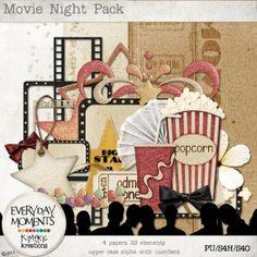 Movie Night Pack