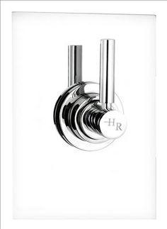 Hudson Reed C P DIVERTER Finish Chrome Hudson Reed, Bathroom Hooks, Chrome