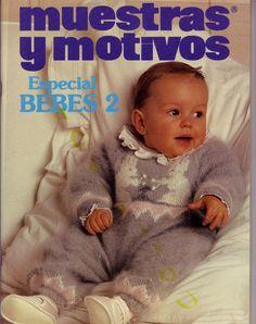 Мобильный LiveInternet Muestras y motivos Bebes №2 | wita121 - wita121 | Knitting Books, Crochet Books, Knitting For Kids, Baby Knitting Patterns, Crochet Patterns, Knitting Magazine, Crochet Magazine, Crochet Baby, Knit Crochet
