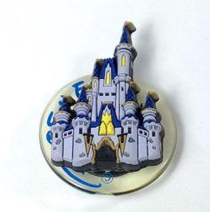 Disney Magic Kingdom Castle Genuine Jibbitz Shoe Charms for Crocs   eBay