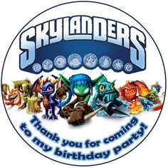 skylander birthday party ideas | Need help for a Skylanders Birthday - The DIS Discussion Forums ...