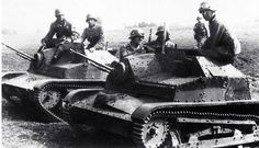 Polish TKS light reconnaissance tankettes captured by the troops of the German Infantry Regiment at the village of Zaręby-Bolędy, 12 September Poland Ww2, Invasion Of Poland, Tank Destroyer, Ww2 Tanks, World Of Tanks, Historical Pictures, Panzer, Armored Vehicles, Military History