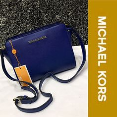Micheal Kors (Mk) selma mini Sling bag good quality with all branding | Branded Products For Sale Call / Whatsapp @ +919560214267.