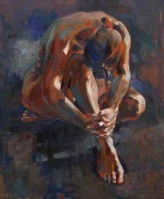 Crawfurd Adamson - East Sussex, UK Artist - Painters - Artistaday.com
