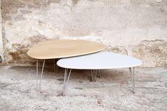 LA TABLE BASSE - Gentlemen Designers