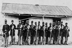 The Brave Soldiers Of The 1st Kansas Colored Volunteer Infantry The first African American regiment to join the United States Army during the Civil War. The regiment lost at least 344 men during...