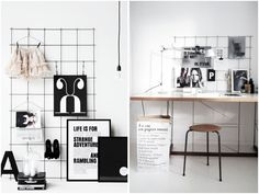 HOW TO STYLE: THE STEEL MESH BOARD - HOMESiCK