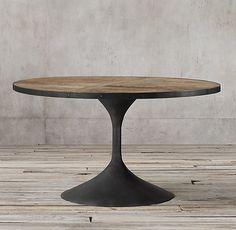 Aero Round Dining Table