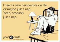 everything can be cured with a nap.