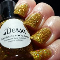 BeginNails: Every Journey Has a Beginning: Sincerely Polish Magical Pixie Hollow Fairies Swatch and Review 2.  Dessa swatched by @Beginnails (Kristi).