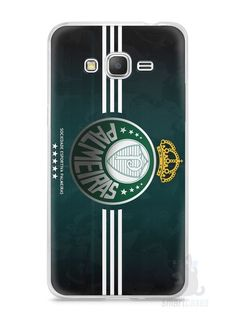 Capa Samsung Gran Prime Time Palmeiras #8 - SmartCases - Acessórios para celulares e tablets :)