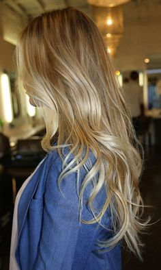 @Jamie Wise Wise Witges can you make my hair this color ????Box No. 216: sunkissed subtle highlights d fav