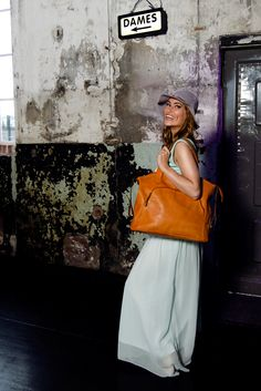 Letaher 'Jazz' bag by Marrakech Musthaves. Shop yours at www.marrakechmusthaves.nl