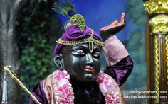 To view Gopal Close Up Wallpaper of ISKCON Chowpatty in difference sizes visit - http://harekrishnawallpapers.com/sri-gopal-close-up-wallpaper-007/
