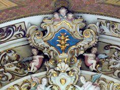 Azulejos antigos no Rio de Janeiro: Centro XXX - Igreja de Santa Rita