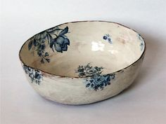 most perfect bowl ever...for tea, for soup, for latte, for cereal, for jewelry, for soap, ooooo I love it so!