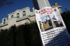 Police are installing video surveillance cameras around homes undergoing renovations in Forest Hills and asking property owners to reorient any private cameras to give more