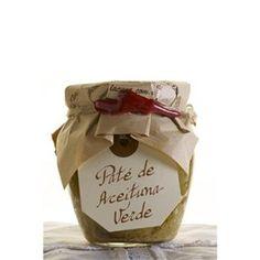 Paté de aceituna verde 200 g El paté de aceituna verde de La Cuna es otro de sus excelentes patés vegetales, de sabor ligero y suave. http://www.selectosfragola.com/product/263/0/0/1/Pate-de-aceituna-verde-200-g.htm