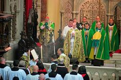 Cardinal Burke's Sermon at the Fota Conference 2015