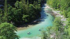 Ein österreichisches Wildwasserparadies: die steirische Salza Rafting, Heart Of Europe, Seen, Life Is Beautiful, Places To Go, River, Outdoor, Image, Europe