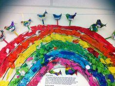 rainbow art extension