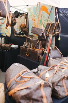 Flea Market Tips + Tricks