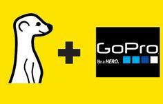 Meerkat (iOS) introduce soporte para cámaras GoPro!