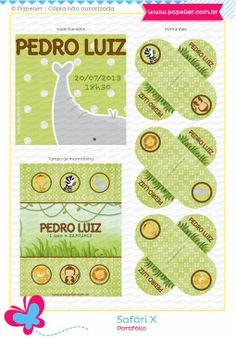O safári do Pedro Luiz