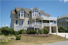 Oceanfront Outer Banks Rentals | Pine Island Rentals | Morning Star