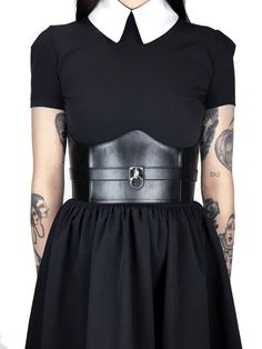 4168d9ed8de Deandri cincher belt with ring. Must have.