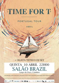 Time For T | 10 Abril 2014