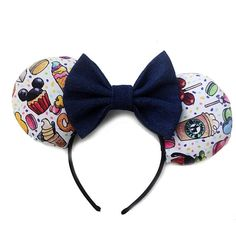 Disney Snacks Mickey Ears