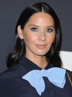 The Celebrity Makeup Trend You'll See Everywhere in 2017 - Olivia Munn from InStyle.com