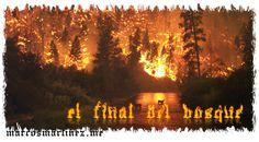 El final del bosque