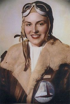 03 Apr 24 year old aviator Evelyn Sharp, one of the original Women's Auxiliary Ferrying Squadron (WAFS) pilots, is killed in Pennsylvania in the crash of a twin engine Lightning. At the time of her death she was a squadron commander, only three f Military Women, Military History, Ww2 Women, Great Women, Amazing Women, Die Füchsin, Aeropostale, Female Pilot, Aviators Women