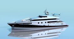 Project 591 superyacht