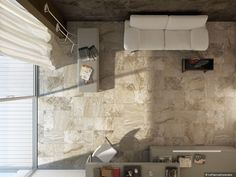 Cooperative Earth Stone Brown Porcelain Tile.