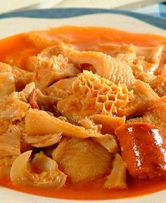 Callos a la Madrileña -- my next sunday dish to make.
