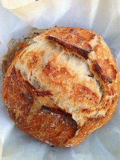 Artisan bread recipe Made with beer