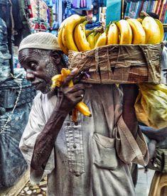 Marché HLM, Dakar -Sénégal