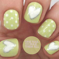 onenailtorulethemall #nail #nails #nailart