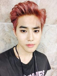 Suho - 160818 Official EXO-L website update Credit: Official EXO-L website.