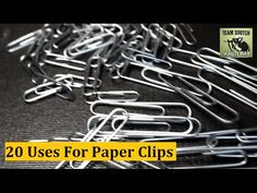 20 Survival Uses For Paper Clips | Urban Survival Site