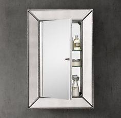 Unique 36 Recessed Medicine Cabinet