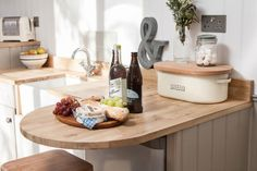 Kitchen Counter - Bayview by Cali Cottages