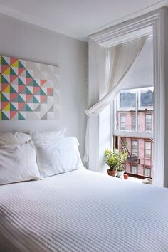 Narrow Bedroom how to decorate a long and narrow bedroom | narrow bedroom, bed