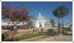 Visita en El Rocío http://blgs.co/_yNYG8