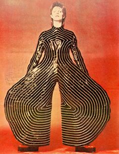 David Bowie by Masayoshi Sukita for Rolling Stone Situationist International, David Bowie Poster, Dada Art, Rolling Stones, Rock Art, Rock N Roll, Music Posters, Costumes, Surrealism