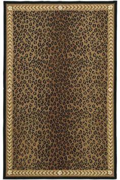 love this rug from Ballard Designs